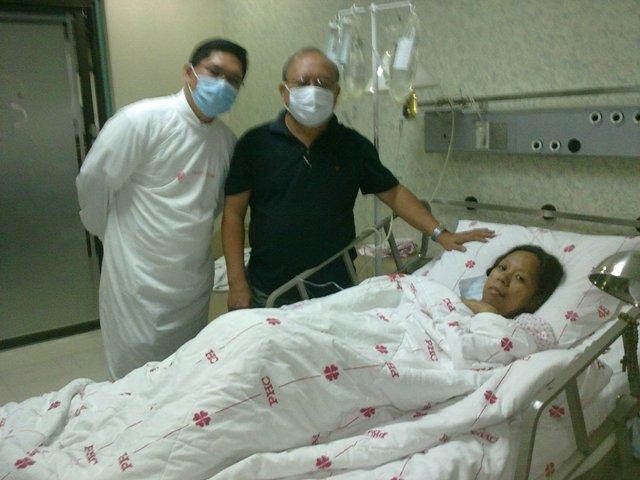 Jessel at Heart Center
