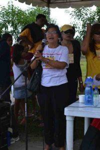 EPCALM Spiritual Director Pastor Norma Manuel