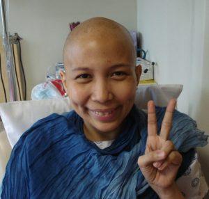 Sarah in hospital - web