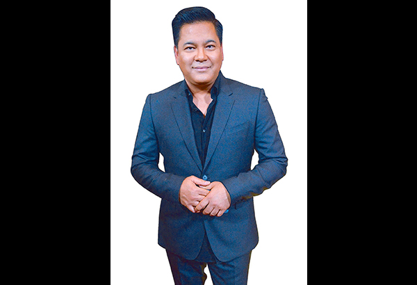 Martin Nievera plans to keep singing and performing —Photo by Ver Paulino