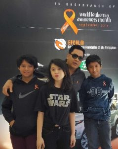 Martin with EPCALM Fans