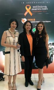 Pops and Vina with EPCALM Chairman Erlyn Cabanag-Demerre