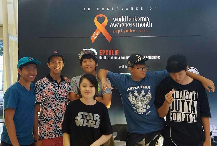 Young EPCALM advocates